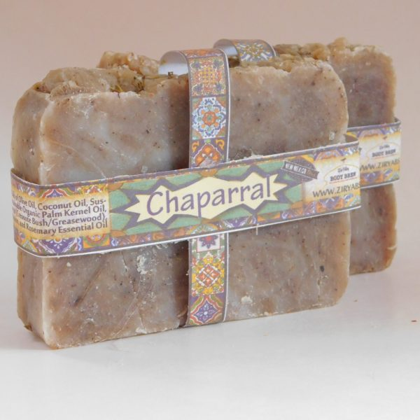 Chaparral Soap