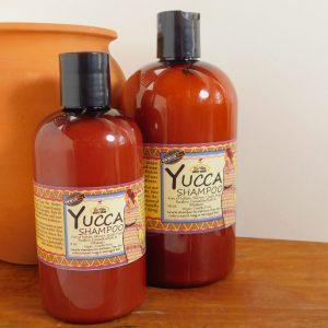 Yucca Shampoo 8 oz and 16 oz