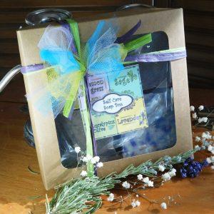 Soap for Loving Self-Care Gift Box