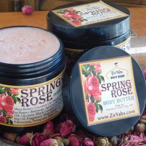 Spring Rose Body Butter