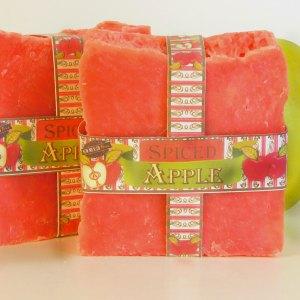 Apple Spice Soap