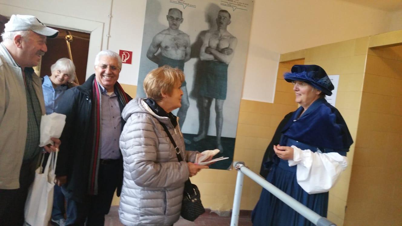 Tagesausflug nach Lüneburg am 14. November 2018 mit Besuch des Deutschen Salzmuseums (c) ZIS
