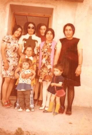 Ankara 1973, Hanife Terkivatan (© privat)