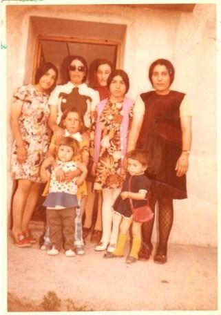 Ankara 1973, Hanife Terkivatan, (© privat)