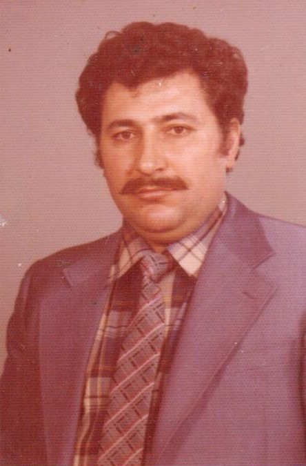 Ahmet Terkivatan 1982 (© privat)