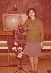 Bremerhaven 1971, Hayriye Tekek (© privat)