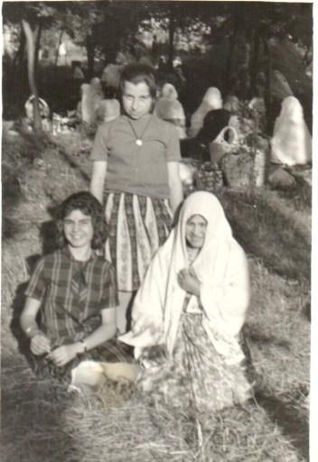 Türkei 1963, Leman Güzel (© privat)