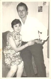 Mustafa und Sevgi Balcı, 1969 Zonguldak (© privat)