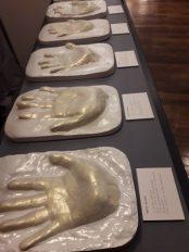 """50 Hände"", Focke- Museum 2018(© ZIS)"