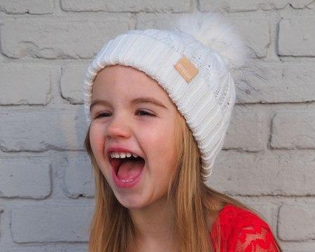 kid's wool hats