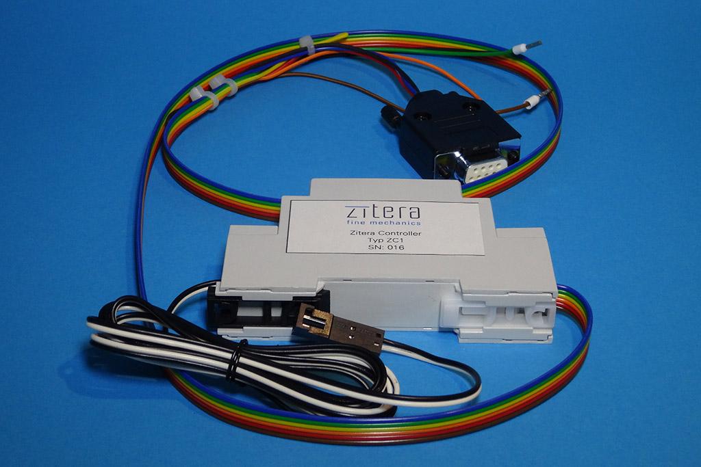 Zitera Controller ZC1 Gehäuse Version