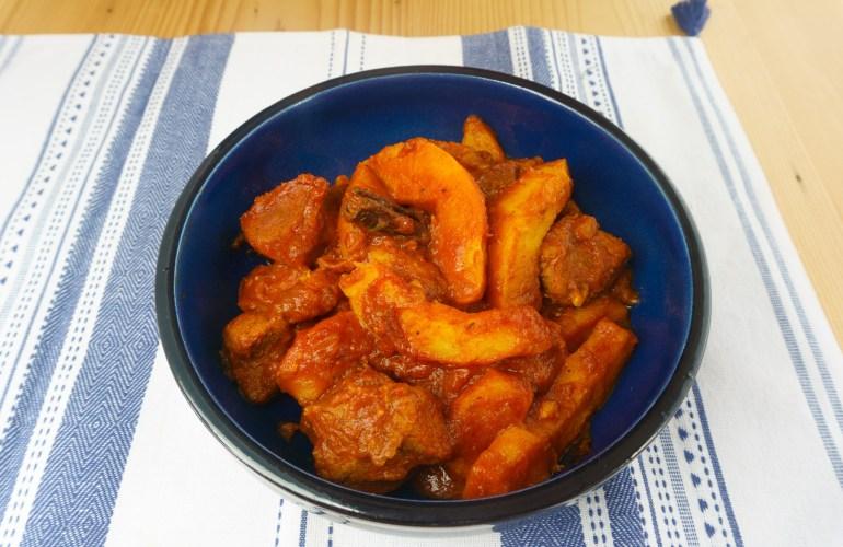 Kidonato - Kalbfleisch mit Quitten