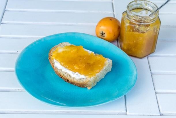 Marmelade aus Mispeln