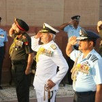 Reason behind different Salutes in the Indian Armed Forces?