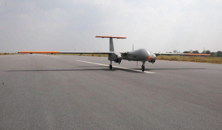 Rustom Drone