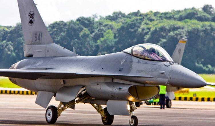F6-16 India