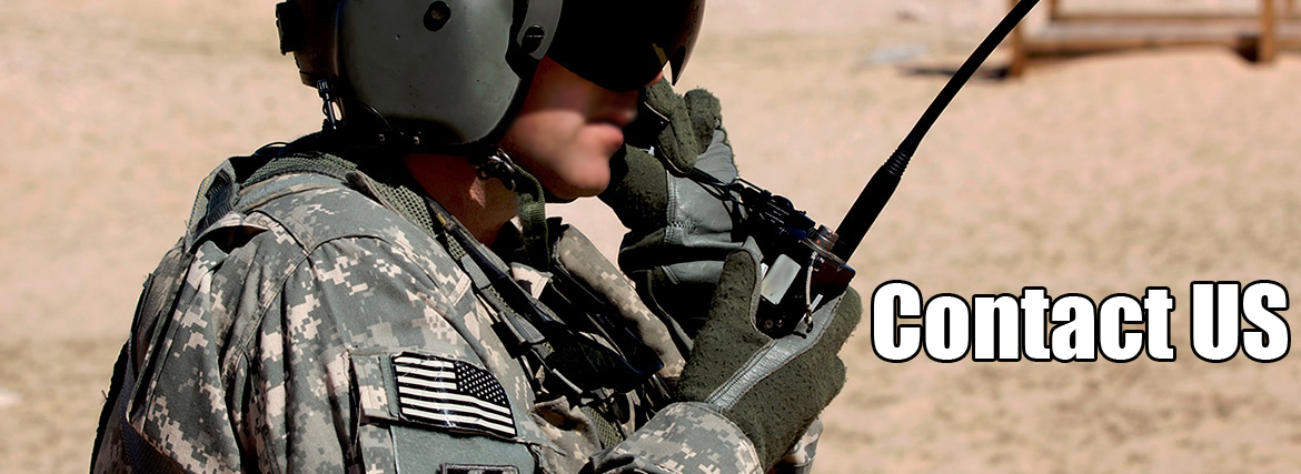 Contact Us Military