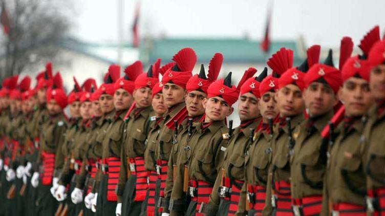 indian Army at RIO