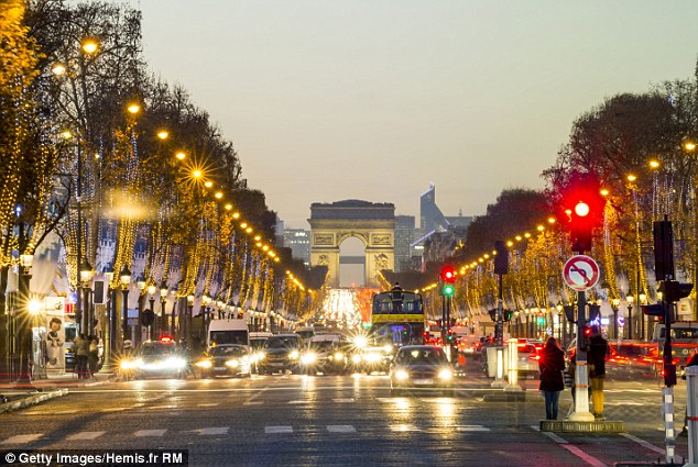 Some had made internet searches on sites including the Christmas market on the prestigious Champs-Elysees avenue (file picture), the Disneyland Paris theme park, cafe terraces in the northeast of the capital, the Paris criminal police headquarters and a metro station, a police source said Read more: http://www.dailymail.co.uk/news/article-3968412/ISIS-planned-attack-DISNEYLAND-PARIS-Champs-Elysees-Christmas-market-Metro-station-cafes-police-HQ-WEEK-cops-reveal.html#ixzz4R242ch5o Follow us: @MailOnline on Twitter | DailyMail on Facebook