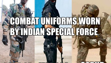 Uniform of Para Commando