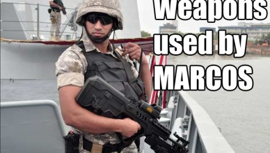 MARCOS Weapons