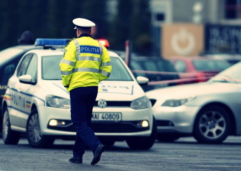 Siguranța cetățenilor, prioritatea polițiștilor sătmăreni