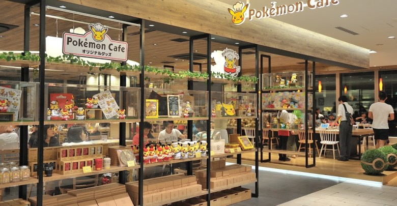 Photo of 日本寶可夢咖啡廳 Pokemon Cafe 超可愛初體驗,快來跟寶可夢一起拍照用餐!