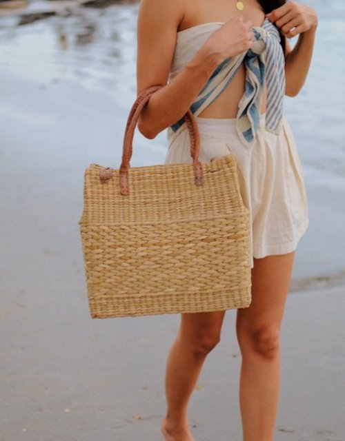 stylish tote bag- Ziveli