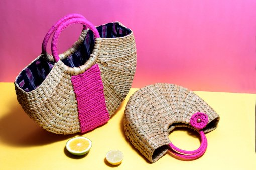hobo straw bag