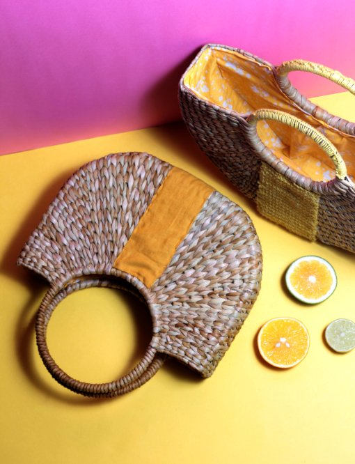 female straw handbags