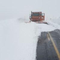 Prvog dana ljeta palo pola metra snijega u Coloradu