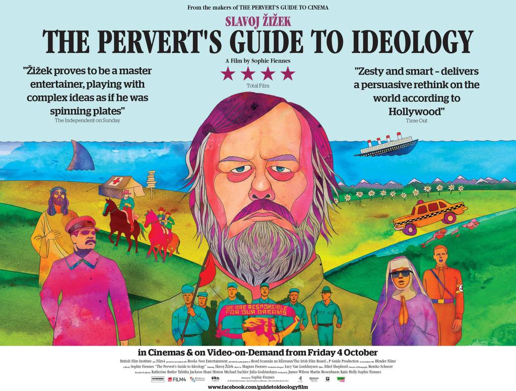 The Pervert's Guide to Ideology (2012)