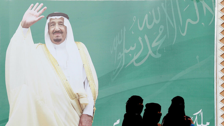 Saudi-Canada spat reveals the real new world order