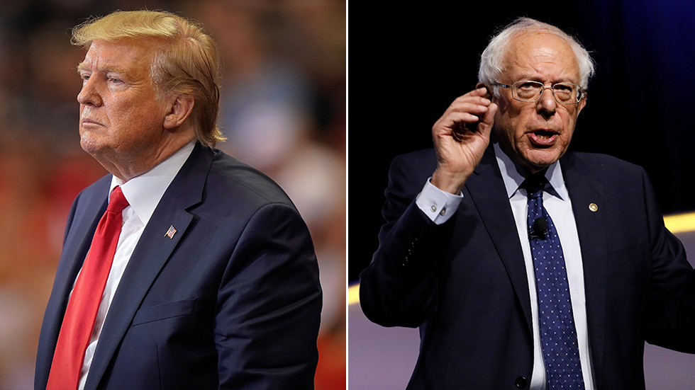 Truth is many Democrat 'moderates' prefer Trump to Sanders in 2020 White House race