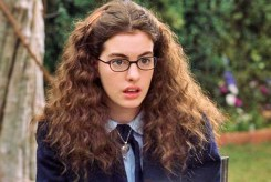 """Anne Hathaway in """"The Princess Diaries"""""""