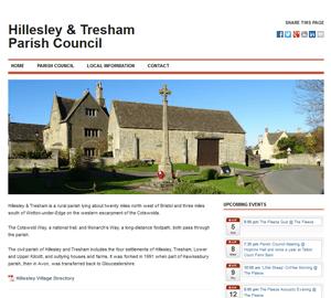 Hillesley and Tresham Parish Council
