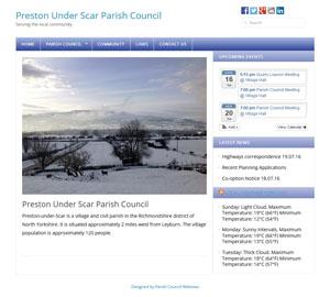 Preston Under Scar Parish Council