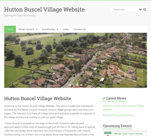 Hutton Buscel Village