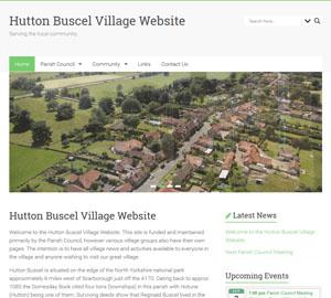 Hutton Buscel Village