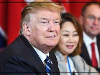 トランプ大統領の通訳の女性・イヨンヒャンの画像