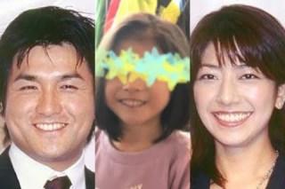 高橋由伸,子供,娘,長女,画像