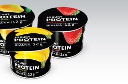Jogurt protein Biedronka skład