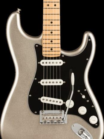 Fender 75th Anniversary Stratocaster – Diamond Anniversary
