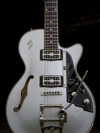 Duesenberg Starplayer TV 25th Anniversary – Silver Metallic