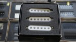 Bare Knuckle Bootcamp Brute Force Strat Single Coil Set – White