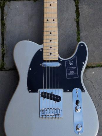 Fender 75th Anniversary Telecaster – Diamond Anniversary