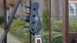 Mayones Jabba 4 EP Custom – JMM – Antique Red Velve RAW