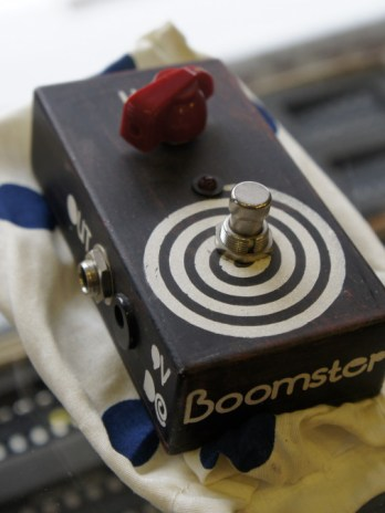 JAM Pedals Boomster – #172 – No box
