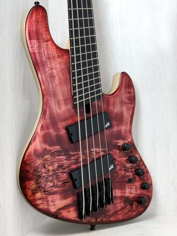 Mayones Jabba 5 VF – Antique Emerald Red