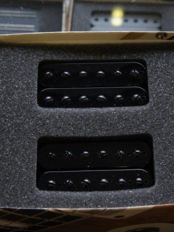 Bare Knuckle Juggernaut 6 Set – Black / Black Screw – 53mm